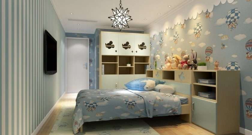 Children Bedroom Interior Design Furniture