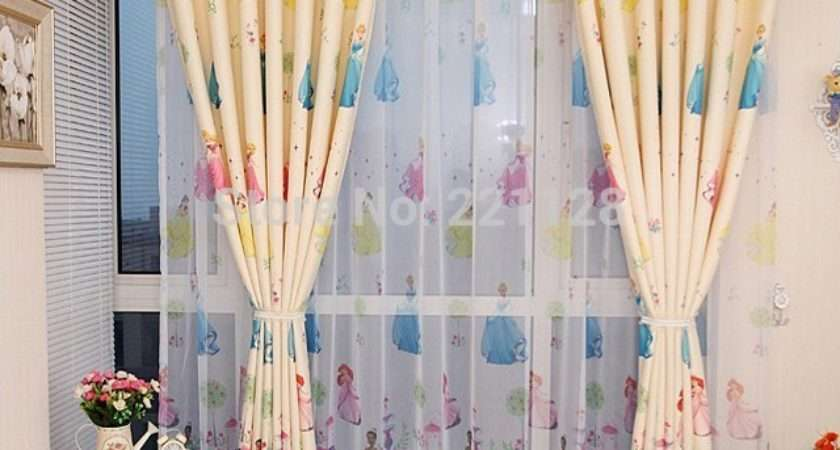 Childrens Voile Curtains Functionalities