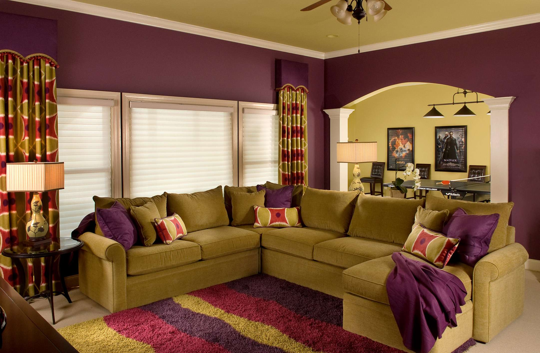 Choose Accurate Interior Wall Paint Finish