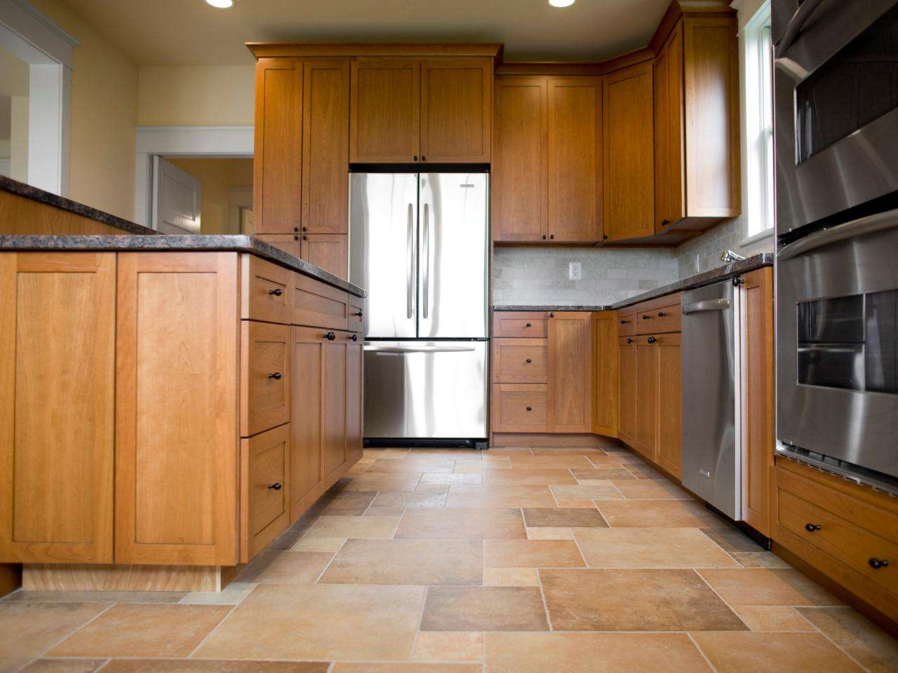 Choose Best Flooring Your Kitchen Ideas Design
