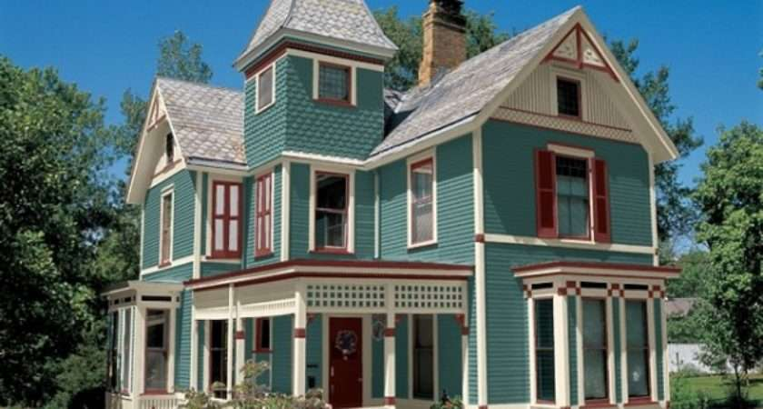 Choose Exterior Paint Color Your Home