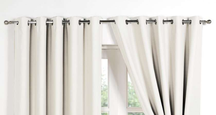 Choose Following Options Blackout Thermal Eyelet Curtains
