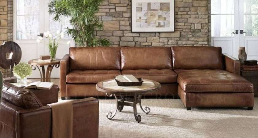 Choose Leather Sectional Sofa