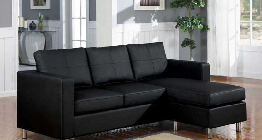 Choosing Black Leather Sofas Striking Living Room