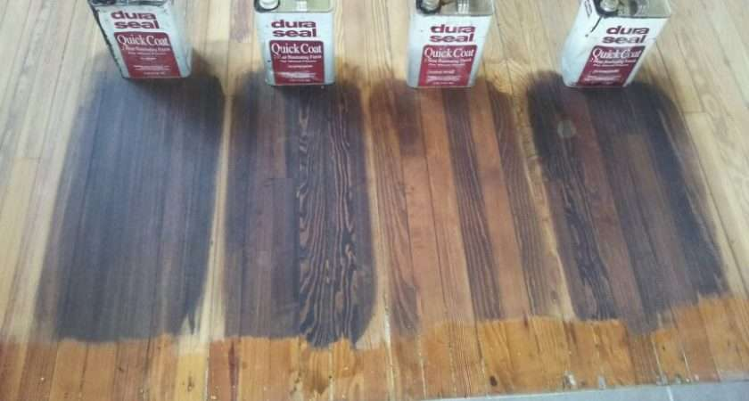 Choosing Stain Color Hardwood Floors Indiana