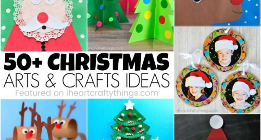 Christmas Arts Crafts Ideas Heart Crafty Things