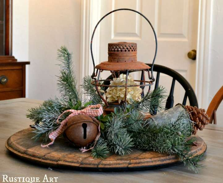 Christmas Centerpiece Cindi Albright Holiday