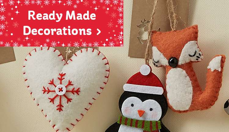Christmas Craft Ideas Handmade Gifts Hobbycraft