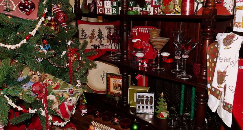 Christmas Decorating Ideas Home Decorations