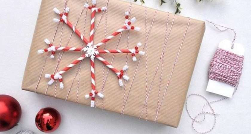 Christmas Gifts Wrapping Ideas Just Imagine Daily