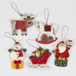 Christmas Hanging Decoration Selection Tree