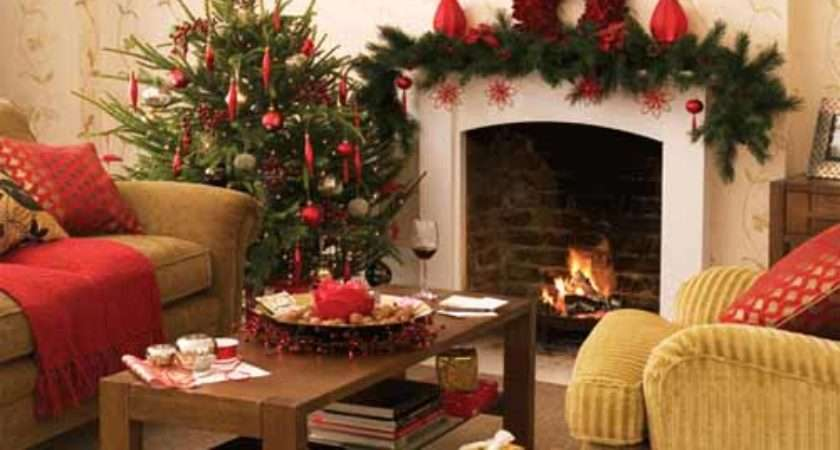 Christmas Ideas Interior Decorating