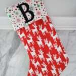 Christmas Stockings Tutorial Sew Like Mom