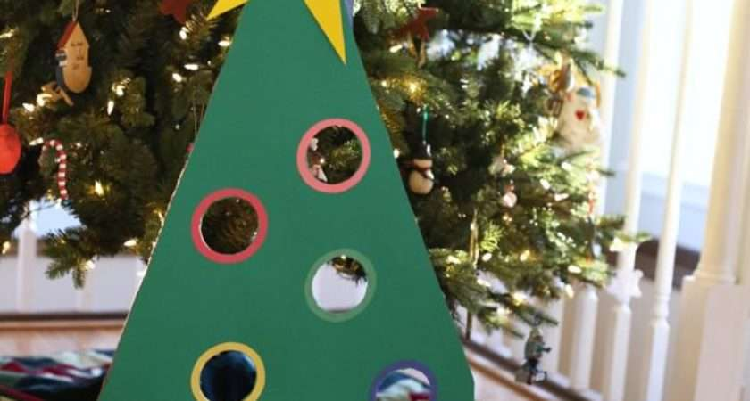 Christmas Tree Ball Sort Toddlers Can Teach