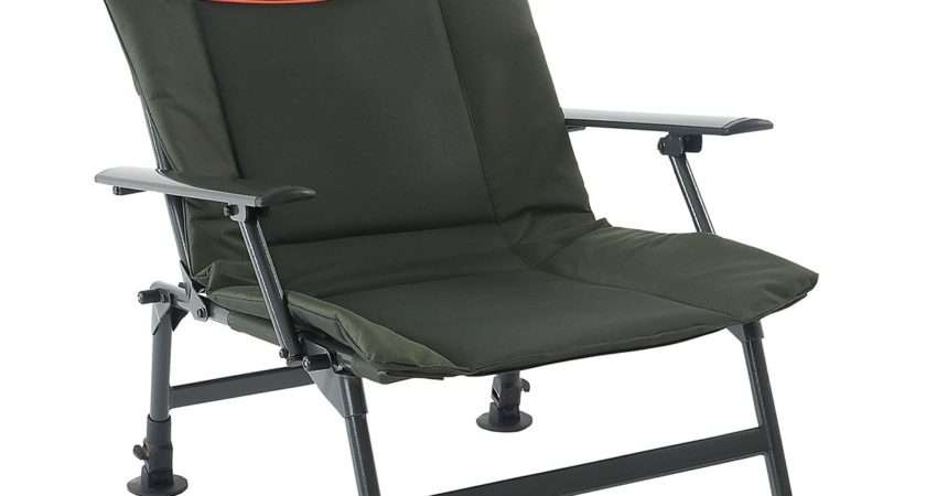 Chub Plus Comfy Chair Camping Fishing Outdoor Seat