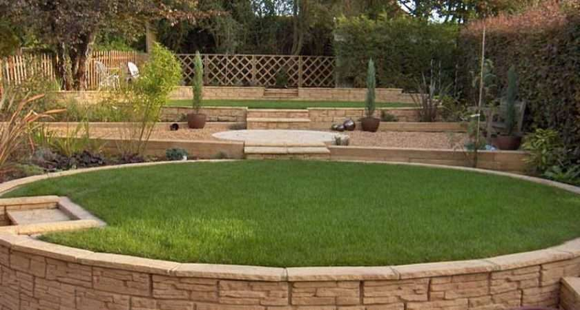 Circular Garden Design Classic Outdoor Your Dream Home