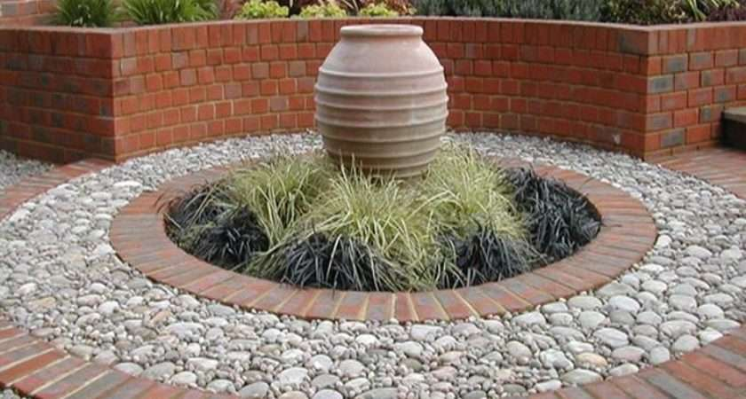Circular Landscape Design Photos Garden