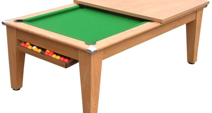 Classic Diner Pool Dining Table Liberty Games