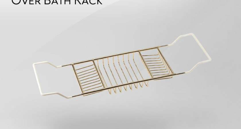 Classic Over Bath Rack Save Suitable