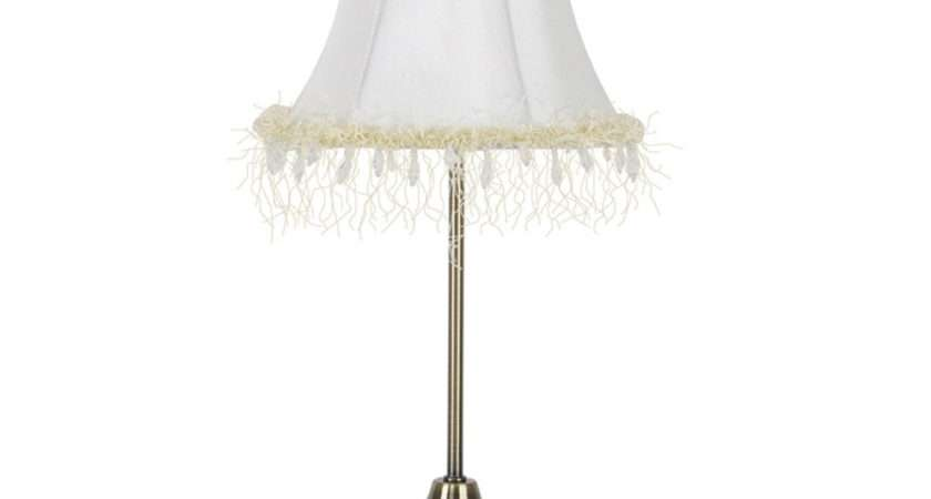 Classic Shabby Chic Touch Table Lamp Valuelights