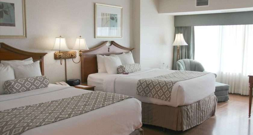 Clayton Beautiful Hotel Rooms Two Beds Plaza Louis