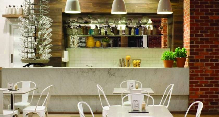 Clean Modern Cafe Home Style Design Capital Kitchen