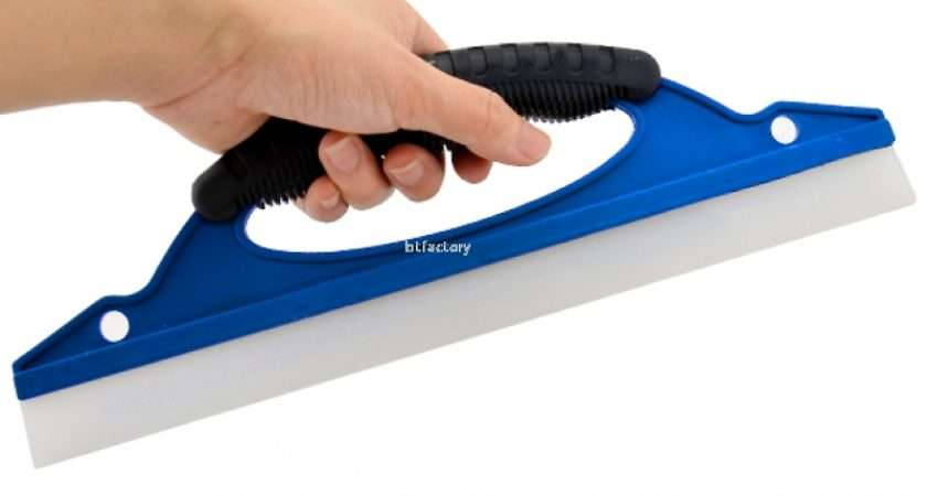 Clean Silicone Cleaner Wiper Squeegee Drying Blade Shower Kit Ebay
