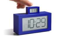 Clever Clock Makes Super Obvious Whether Remembered