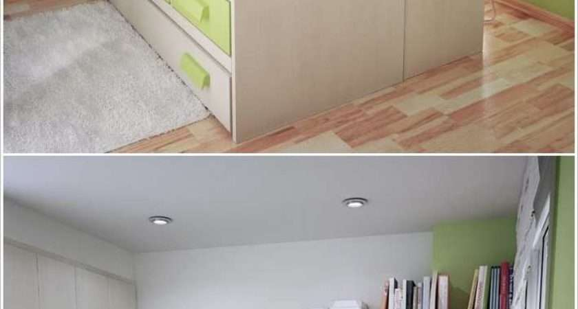 Clever Solutions Small Space Teen Bedrooms