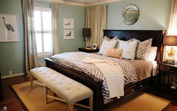 Coastal Bedroom Master Ideas Pinterest