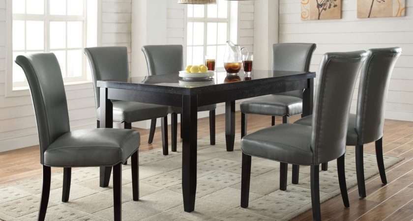 Coaster Newbridge Gray Dining Room Set Dallas