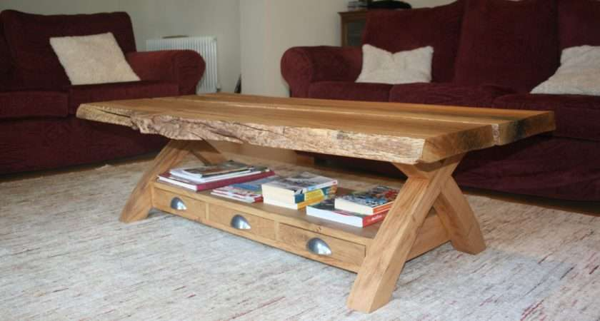 Coffee Table Drawers