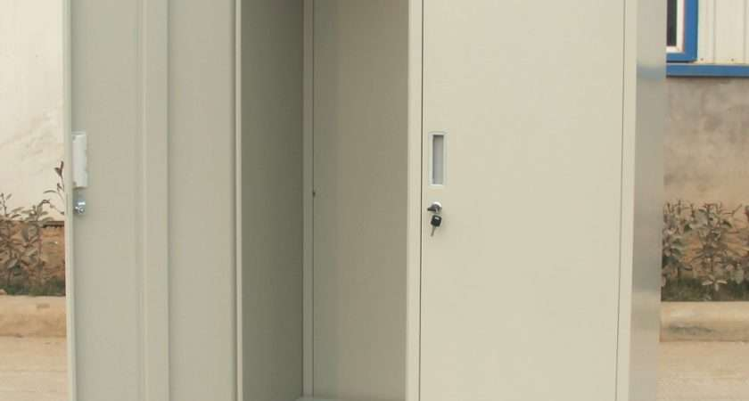 Collection Metal Wardrobe Cabinets