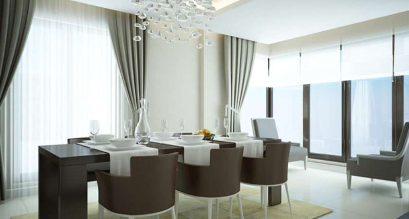 Collection Well Designed Dining Rooms Home