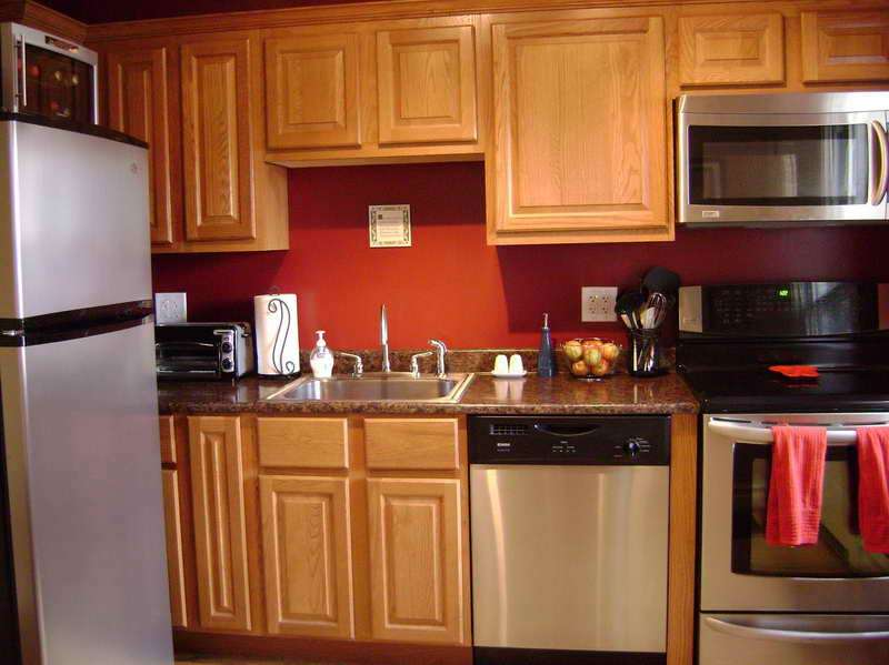 Color Paint Kitchen Walls Colors