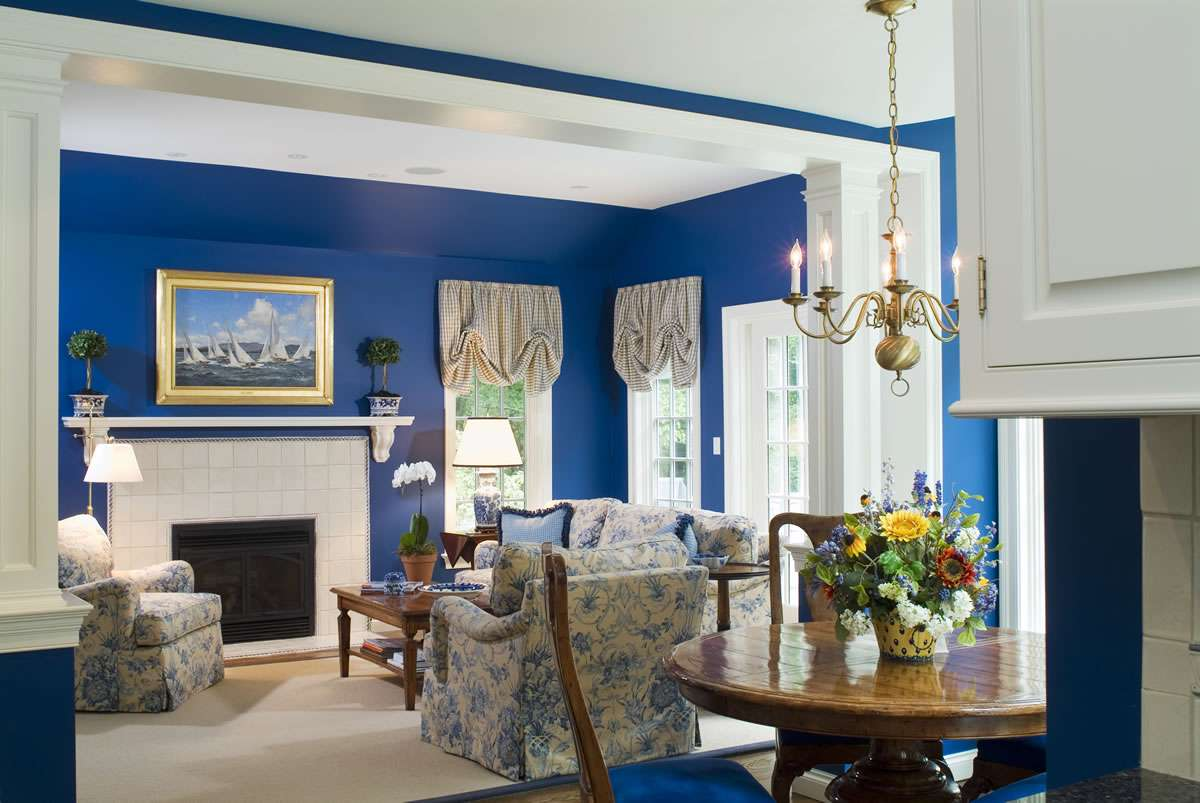 Color Schemes Living Rooms Home Interior Design Ideas