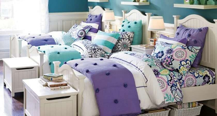 Color Schemes Teenage Girls Bedroom Trendyoutlook