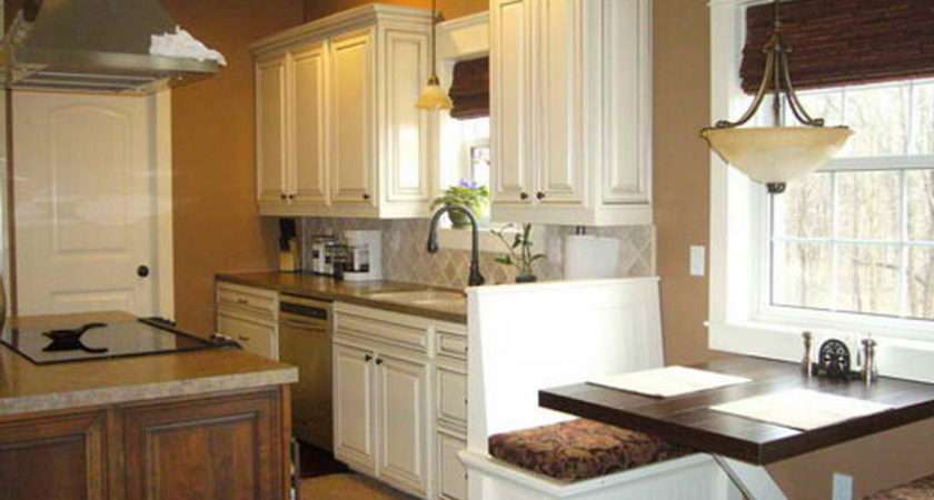Colors Look Good White Cabinets Kitchen Color Ideas