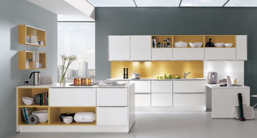 Colour Used Designing Kitchens Really Significant