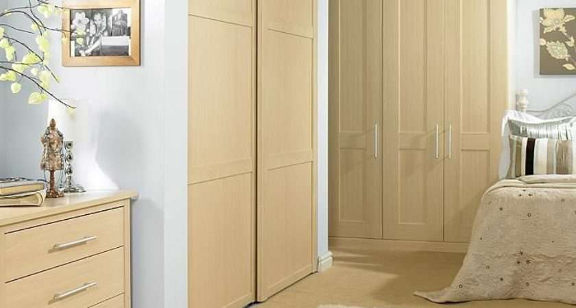Colours Light Airy Feel Maple Style Bedroom Furniture