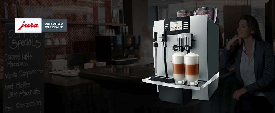 Commercial Coffee Machines Jura Bean Cup Suppliers