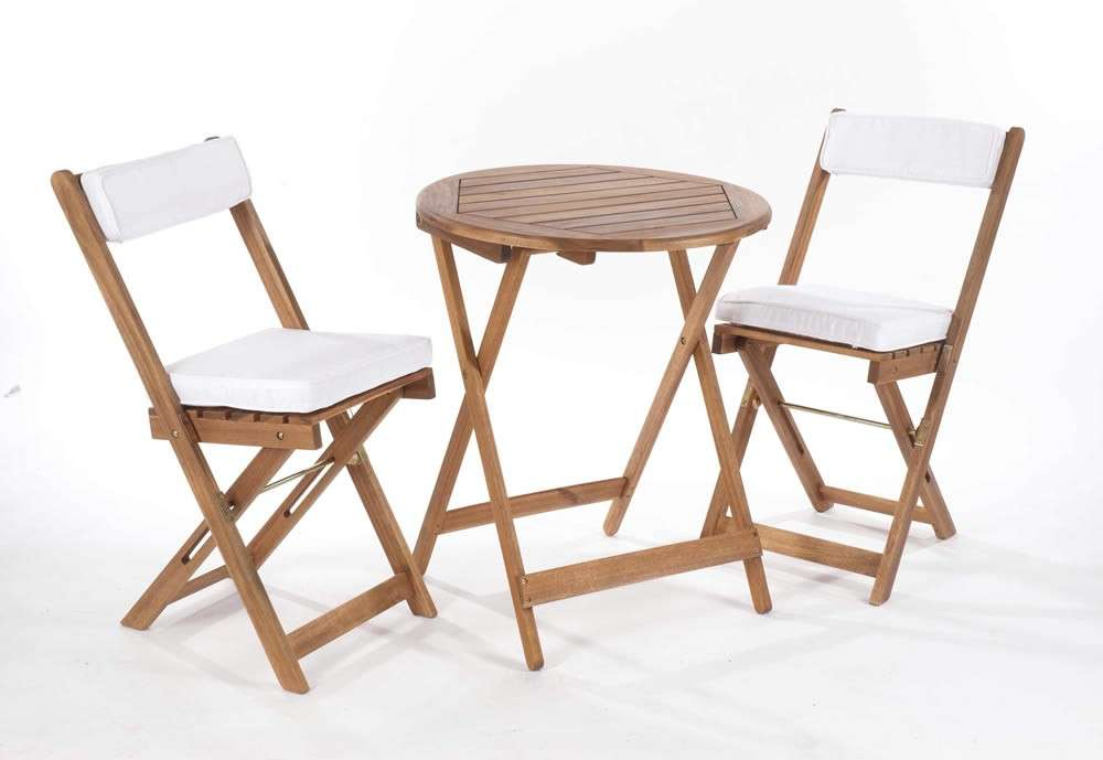 Compare Prices Two Seat Wooden Garden Tables Chairs Sale