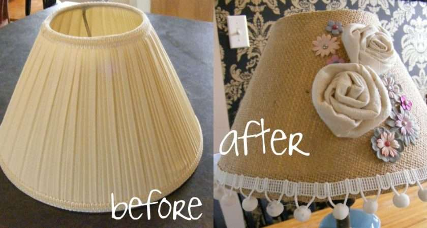 Complete Guide Imperfect Homemaking Recover Lamp Shade