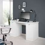 Computer Desks Country Modern Desk White Doors