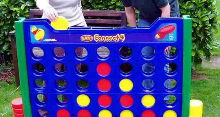 Connect Giant Outdoor Four Game