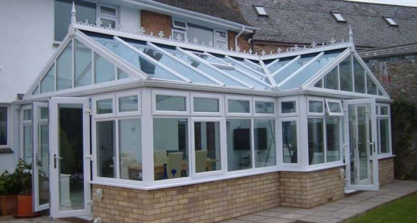 Conservatories Have Wide Range Styled