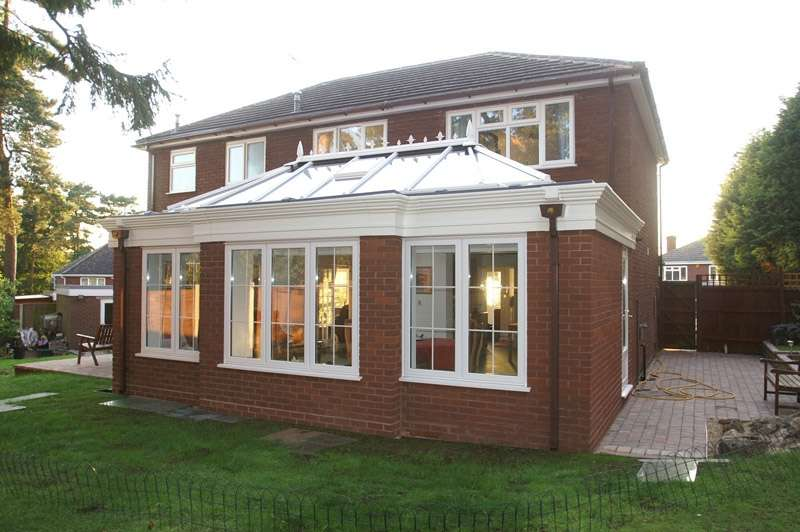 Conservatories Orange Home Improvements