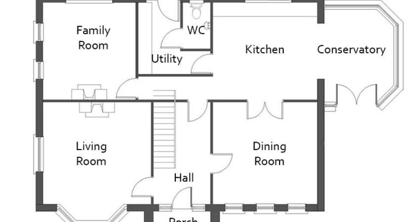 Conservatory House Plans