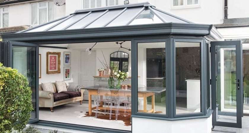 Conservatory Installation Modern Traditional