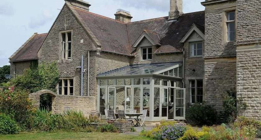 Conservatory Listed Building Cirencester David